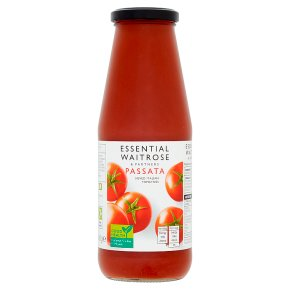 essential Waitrose Passata