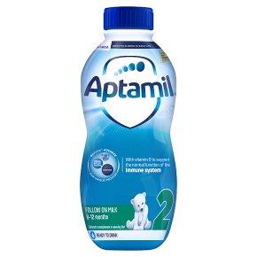 Aptamil 2 Follow On Milk Ready to Feed