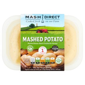 Mash Direct Mashed Potato