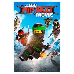 DVD The Lego Ninjago Movie