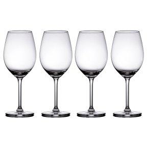 Waitrose Dining Chefs' Entertaining white wine glasses, pack of 4