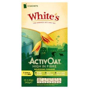 White's ActivOat High in Fibre