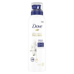 Dove Shower Mousse Deeply Nourishing