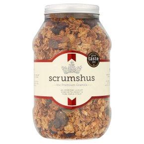Scrumshus premium granola