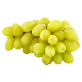 Loose Green Seedless Grapes