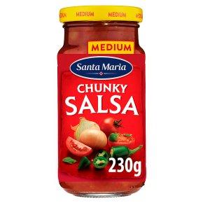Santa Maria Medium Chunky Salsa