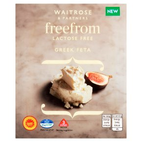 Waitrose Free From Lactose Greek Feta
