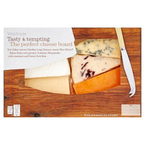 Waitrose The Perfect cheeseboard  sc 1 st  Waitrose & Waitrose The Perfect cheeseboard - Waitrose