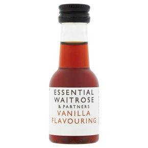 essential Waitrose Vanilla Flavouring