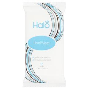 Halo Hand Wipes