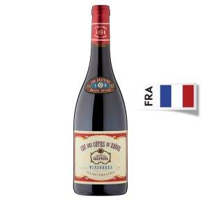 Les Dauphins Vinsobres AOC Côtes du Rhône