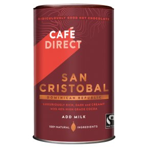 San Cristobal Rich Hot Chocolate