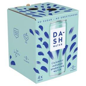Dash Water Cucumbers
