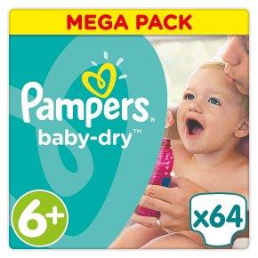 Pampers Baby Dry Mega Pack