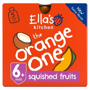 Ella's Kitchen The Orange One