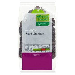 Waitrose Dried Cherries