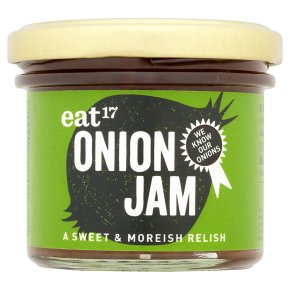 Eat 17 onion jam