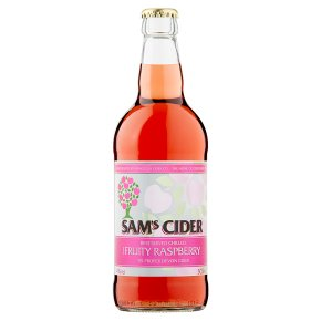 Sam's Cider Fruity Raspberry