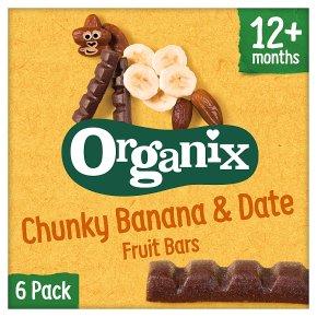 Goodies banana & date bars