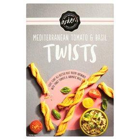 Arden's Tomato & Basil Twists