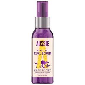 Aussie Serum Work That Curl