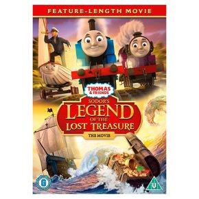 DVD Thomas & Friends: Sodor's Legend