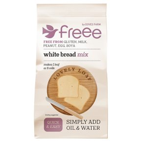 Doves Farm Free From White Bread Mix