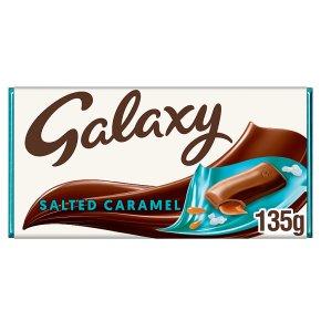 Galaxy salted caramel