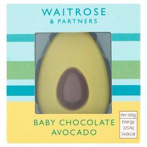 Waitrose Baby Chocolate Avocado