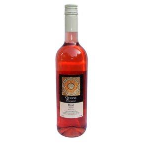 Quoins, English, Rosé Wine