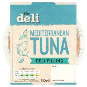 The Deli Mediterranean Tuna Deli Filling