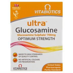 Vitabiotics ultra glucosamine 750mg