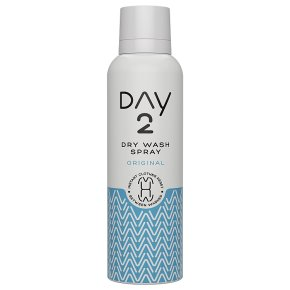 Day 2 Dry Wash Spray Original