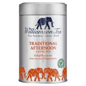 Williamson Tea Trad Aftern Lse
