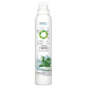 Herbal essences 0% dry shampoo