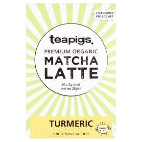 Teapigs Matcha Latte Turmeric
