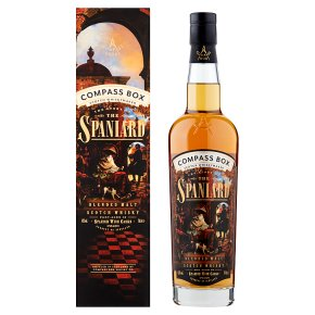 Compass Box Whisky The Story of the Spaniard Scotch