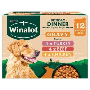 Winalot Perfect Portions Sunday Dinner