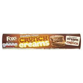 Fox's Double Choc Crunch Creams