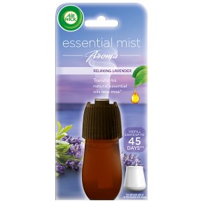 AirWick Air Freshener Essential Mist Refill Lavender and Almond Blossom