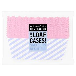 Cooks' Homebaking Mini Loaf Cases