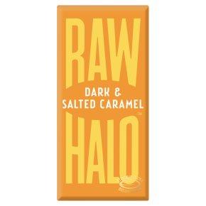 Raw Halo Dark & Salted Caramel