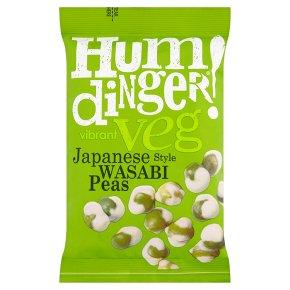 Humdinger Lightly Salted Wasabi Peas