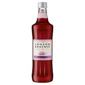 London Essence Co. Elderberry & Hibiscus Soda
