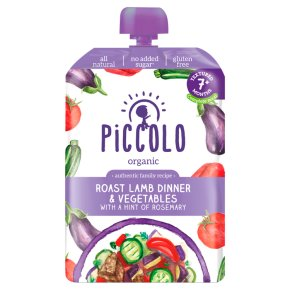 Piccolo Lamb Ratatouille
