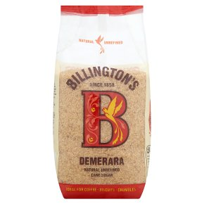 Billington's Demerara Cane Sugar