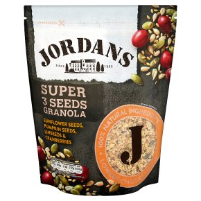 Jordans Super 3 Seeds Granola
