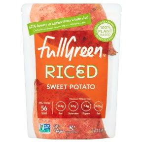 Full Green Sweet Potato Vegi Rice