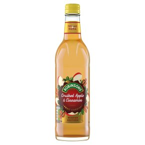 Robinsons Crushed Apple & Cinnamon Cordial