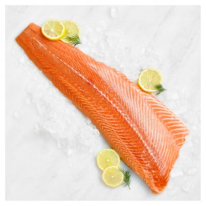 Duchy Organic Orkney Whole Salmon Fillet